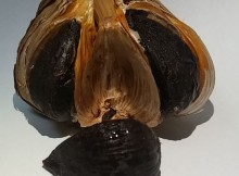 cover black garlic